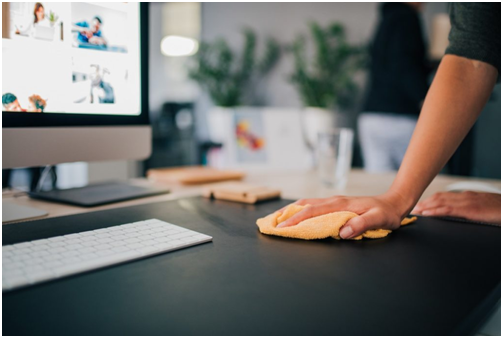 Топ 5 совети за одржување на чиста канцеларија